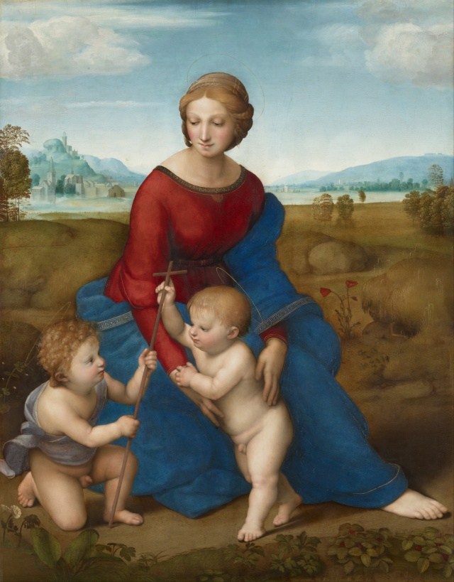 Raphael_-_Madonna_in_the_Meadow_-_Google_Art_Project